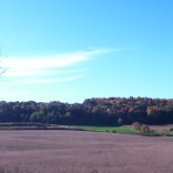 Day one began with clear skies in Minnesota and the beautiful rolling hills of Wisconsin.